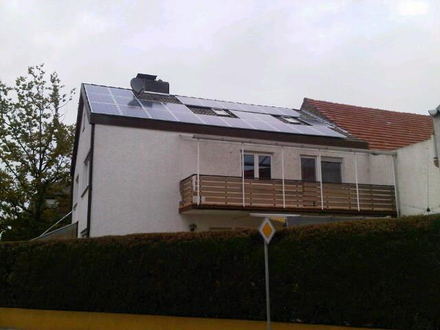 Beindersheim, PV - Anlage (6,25 kWp)