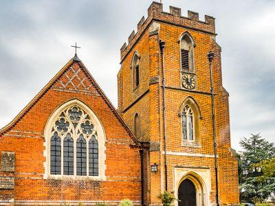 St John's Church Windlesham