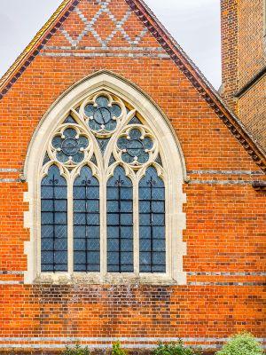 St John's Church Windlesham - main window