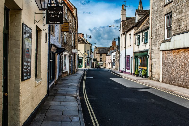 Photo Walk, Tetbury Town - Gloucestershire Cotswolds 1