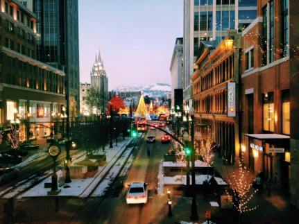 Salt Lake City, UT (iPhone)