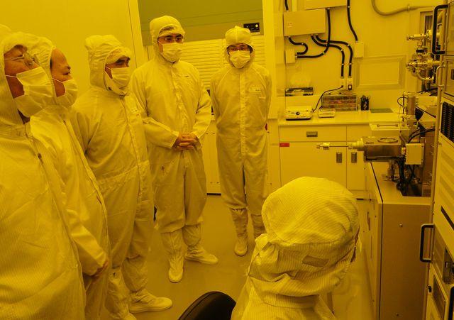 成大微奈米中心昨天進駐儀器設備大樓@coolanews府城電子報|PChome 個人新聞臺