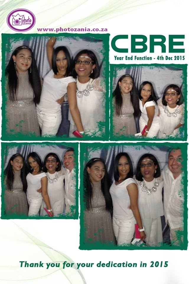 20151204 - CBRE Year End Function