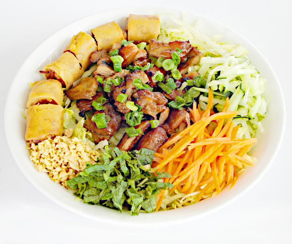 Rice Vermicelli Bun Gao