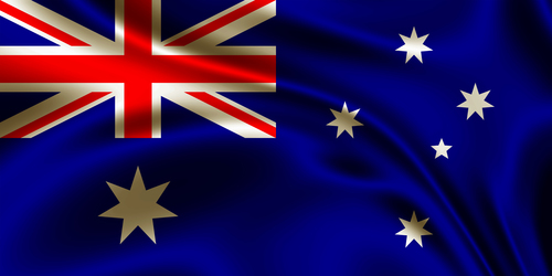 New Zealand And Australia Flag Wallpaper