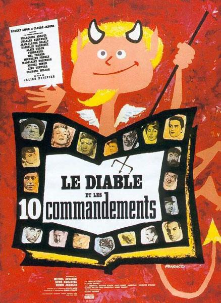 Affiche-Le-Diable-et-les-dix-commandements