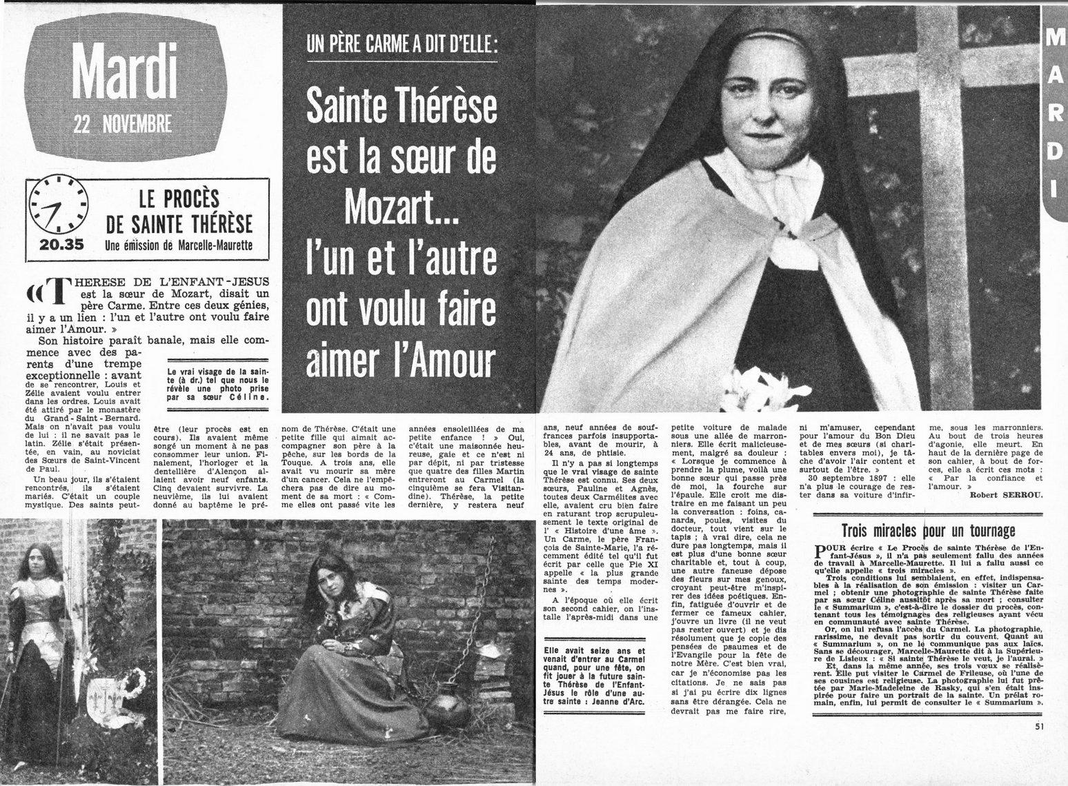 """Résultat de recherche d'images pour """"sainte thérèse de l'enfant jésus"""""""