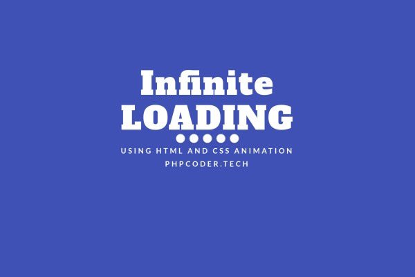 infine-loading-using-html-css