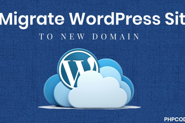 Migrate WordPress Site To New Host Manually