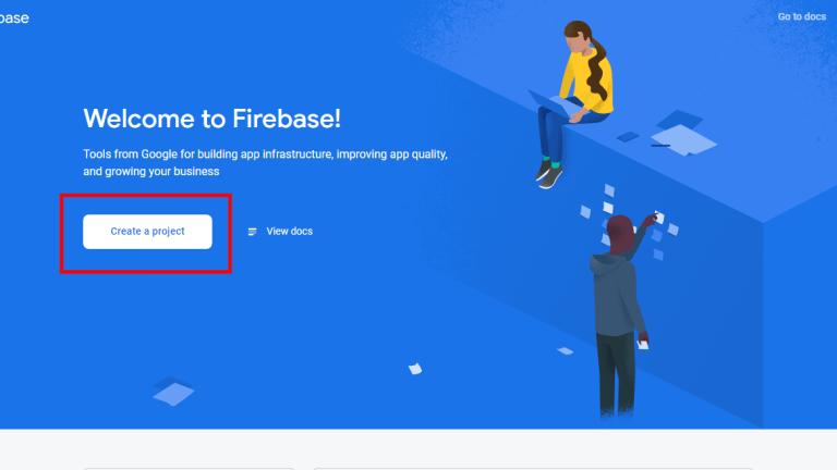 Set-up Firebase Project using Firebase Console