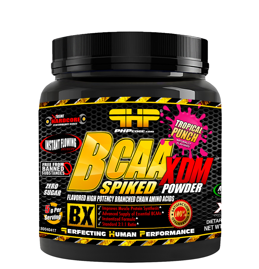 BCAA SPIKED USA 700g TROPICAL PUNCH