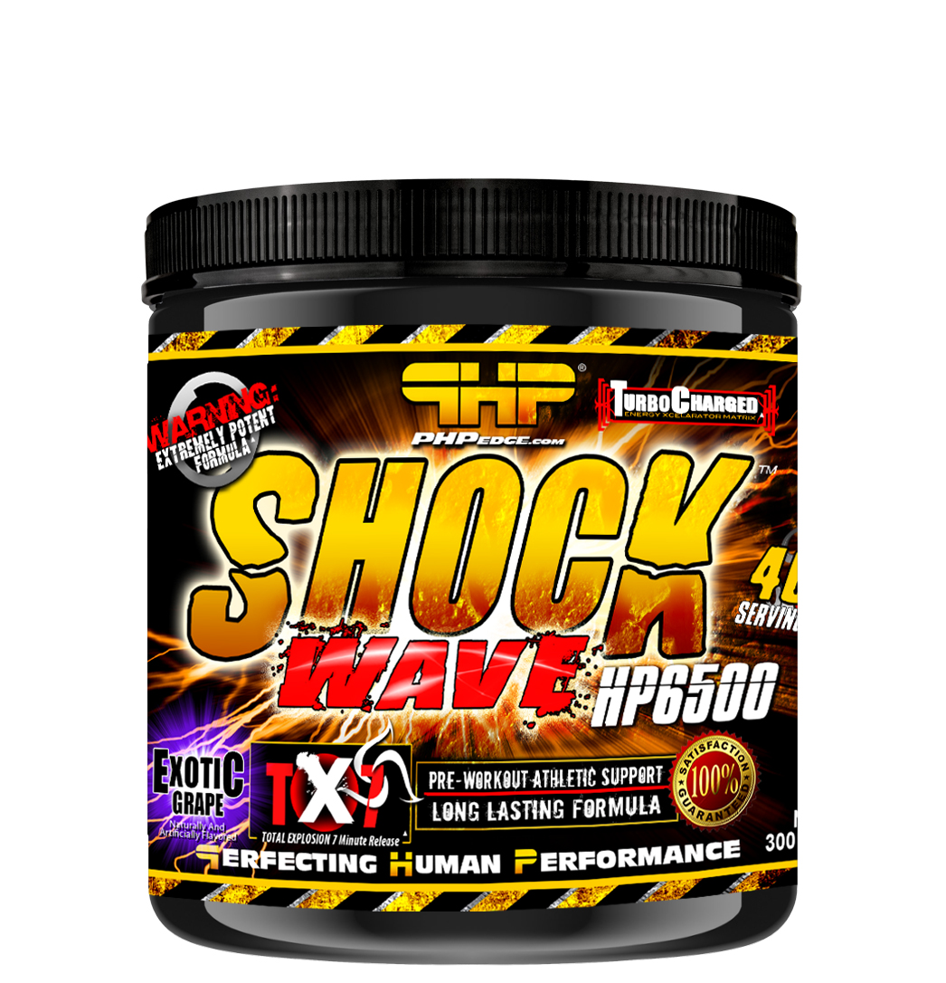 SHOCK WAVE II 300g EXOTIC Grape