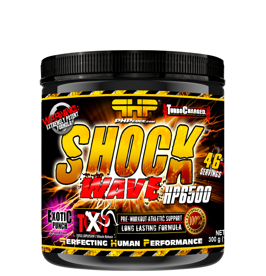 SHOCK WAVE II 300g EXOTIC Punch