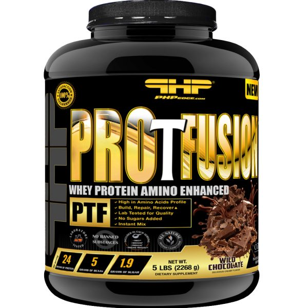 Pro-T-Fusion Chocolate-5lbs-P