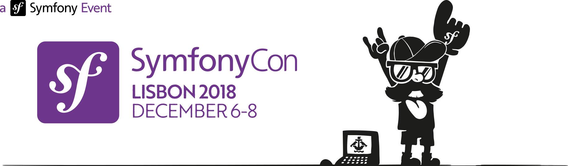 SymfonyCon Lisbon 2018