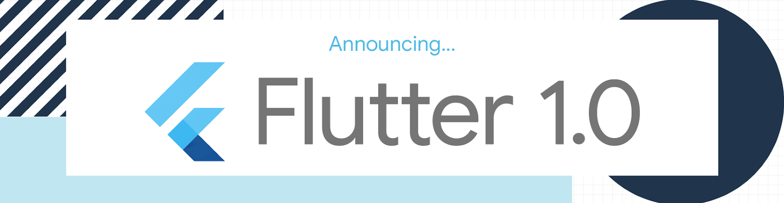Flutter 1 0 Released, Google's Portable UI Toolkit - PHP