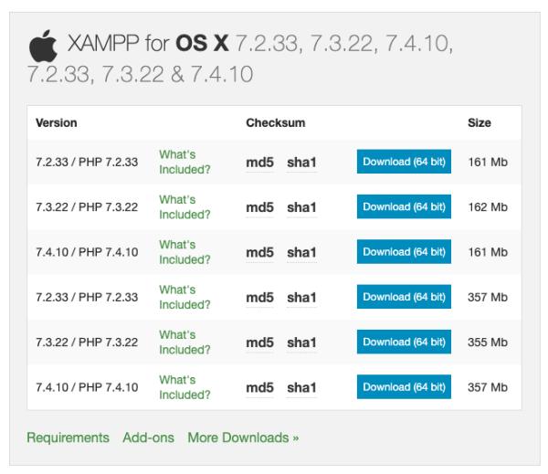 Install Laravel On Mac Xampp