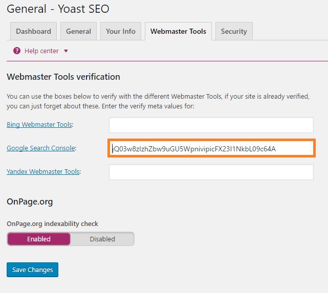gsc-add-html-tag-to-yoast-seo