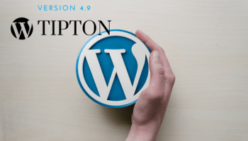 WordPress TIPTON 4.9