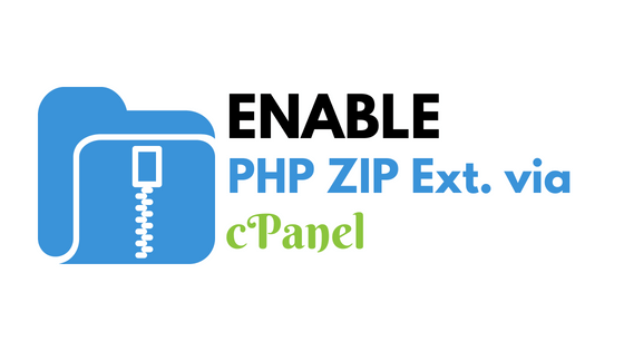 How to Enable PHP Extensions through cPanel