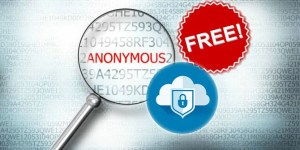 VPN for anonymous surfing