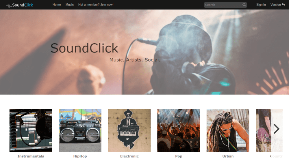 Soundclick To Download Music Albums