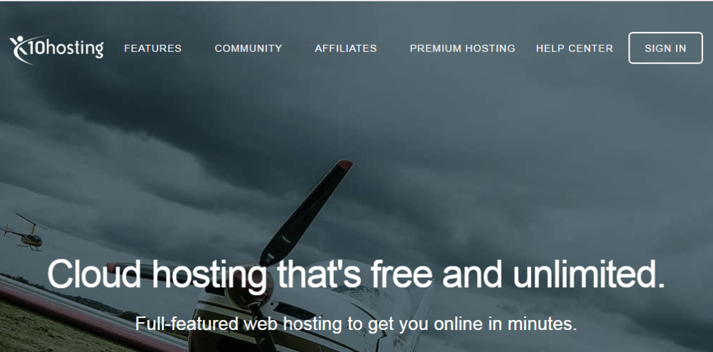 X10Hosting Free WordPress Hosting