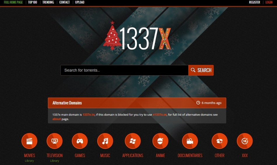 The 1337X