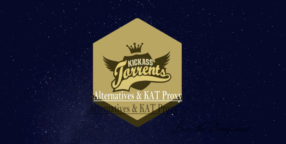 Alternatives & KAT Proxy