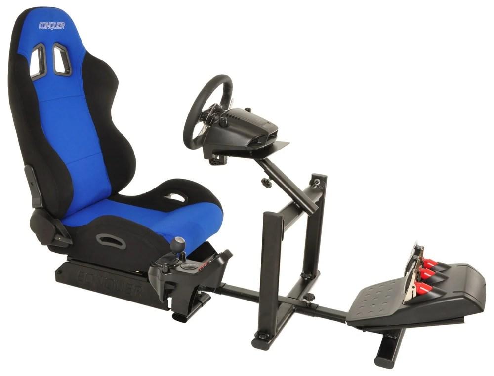 Conquer Racing Simulator Cockpit