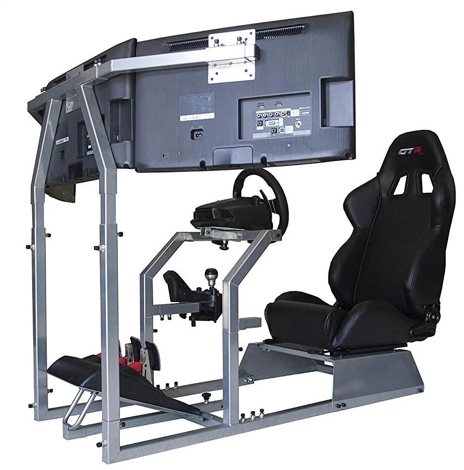 GTR Model Racing Simulator