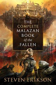 Malazan Book Of The Fallen by Steven Erikson