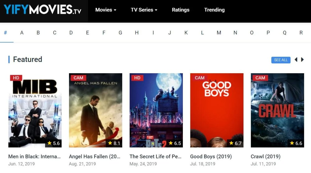 10 free TV series download sites 2019: 100% Free of charge