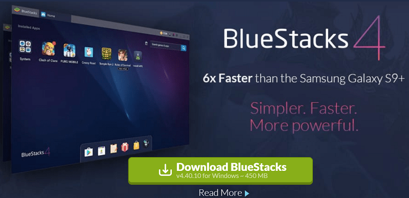 Downlaod bluestacks