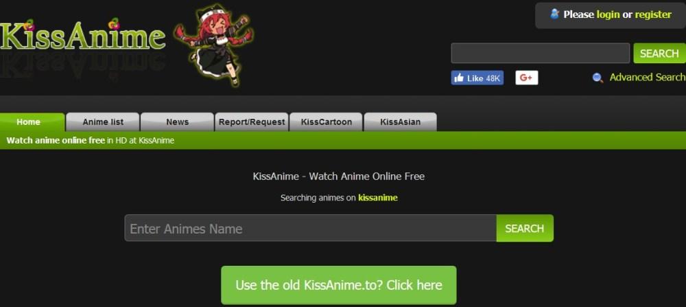 Kisscartoon App