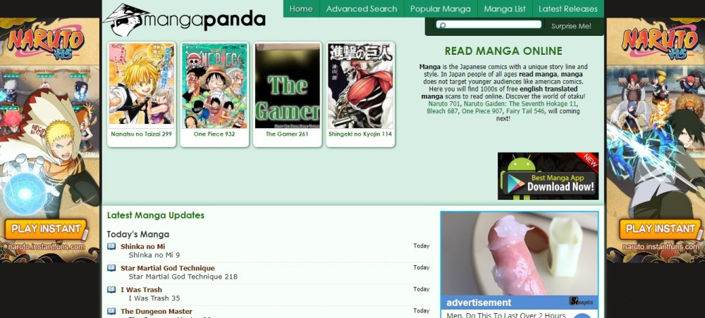 Mangafox: 10 Manga Sites like Mangafox to Read Manga Online 2019