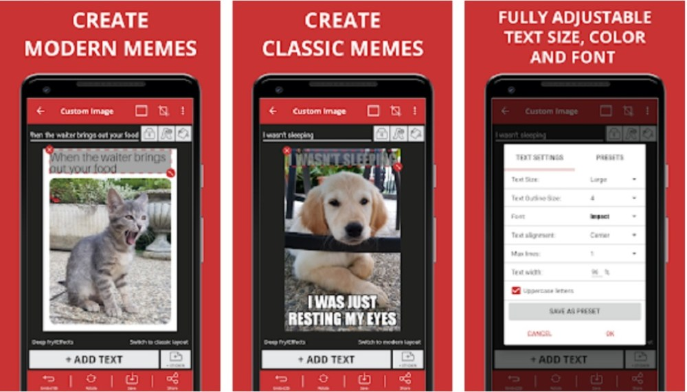 10 Free Meme Maker Apps for Android & iphone (Updated 2019)