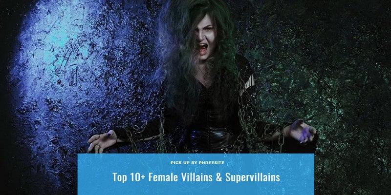 Best Female Villains