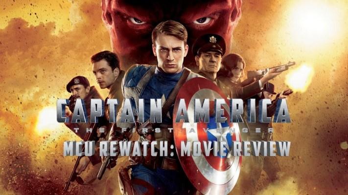 Captain America-The First Avenger (2011)