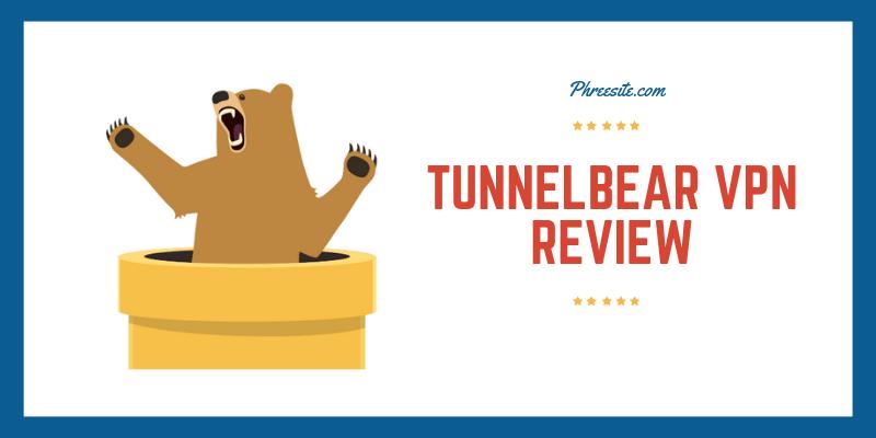 TunnelBear VPN Review