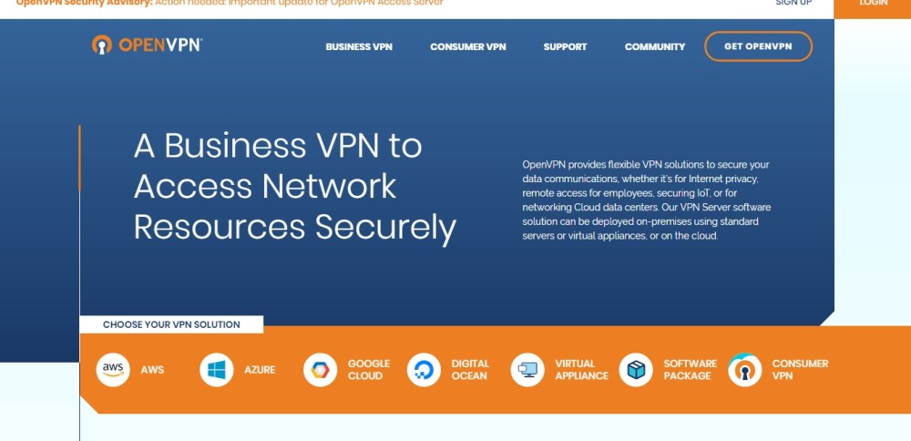 openvpn-home-page