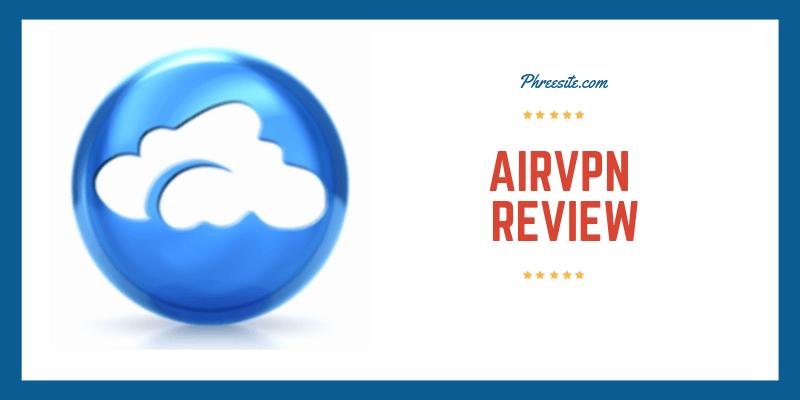 Air vpn Review