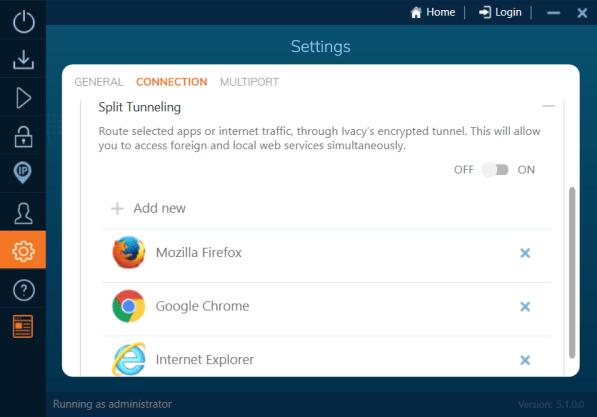 ivacyvpn client 2