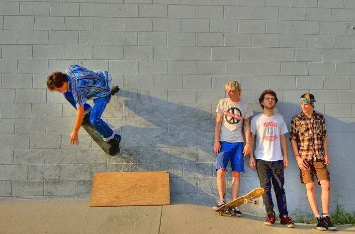 wallride trick
