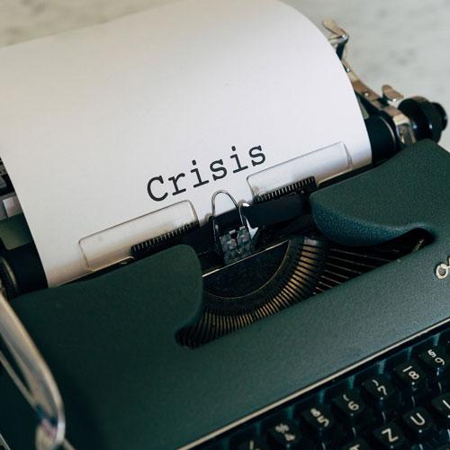 gestion de la crisis
