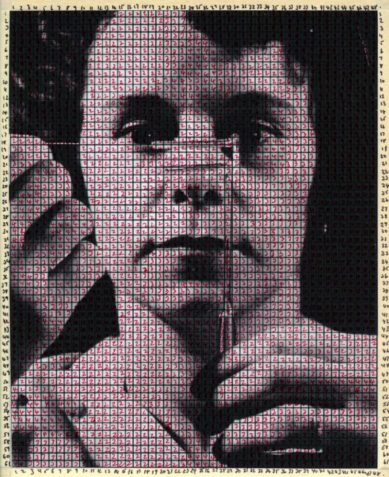 PHROOM magazine // Fabrizio Bellomo – pointillisme numerique