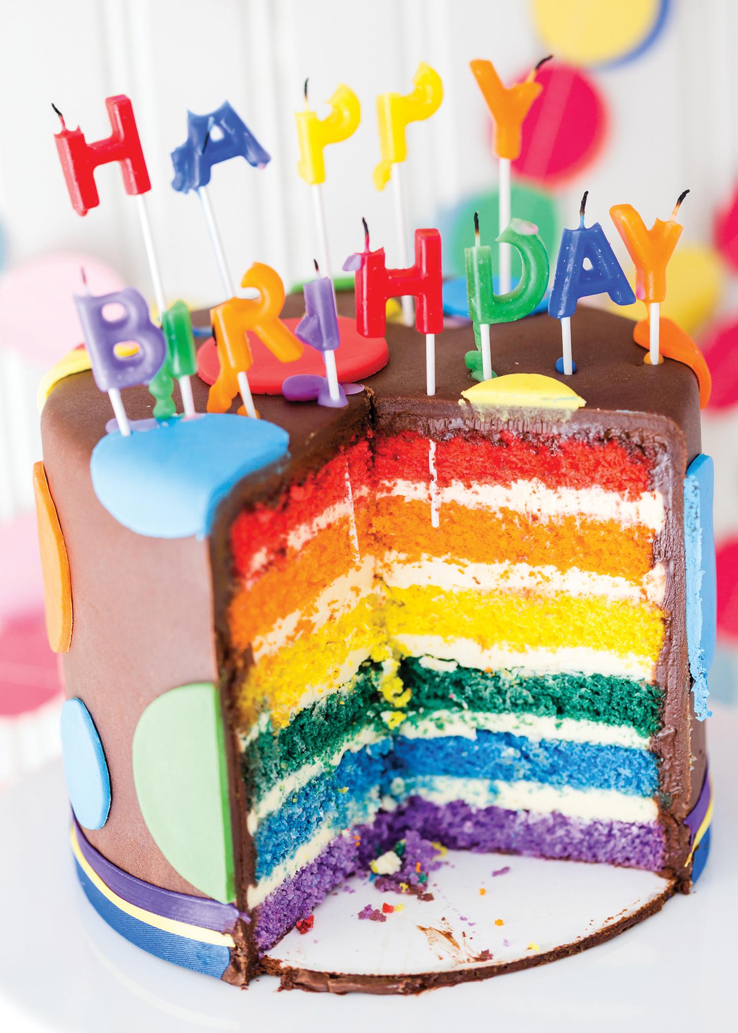 Happy Birthday Cake Pics