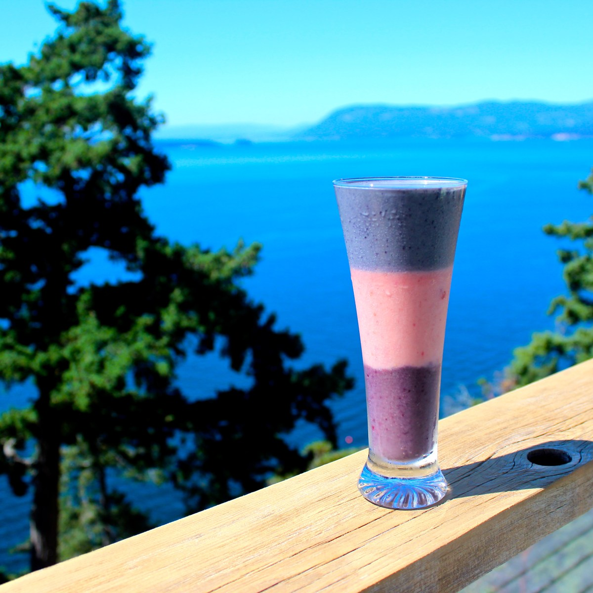 Berry Ocean Breeze Smoothie