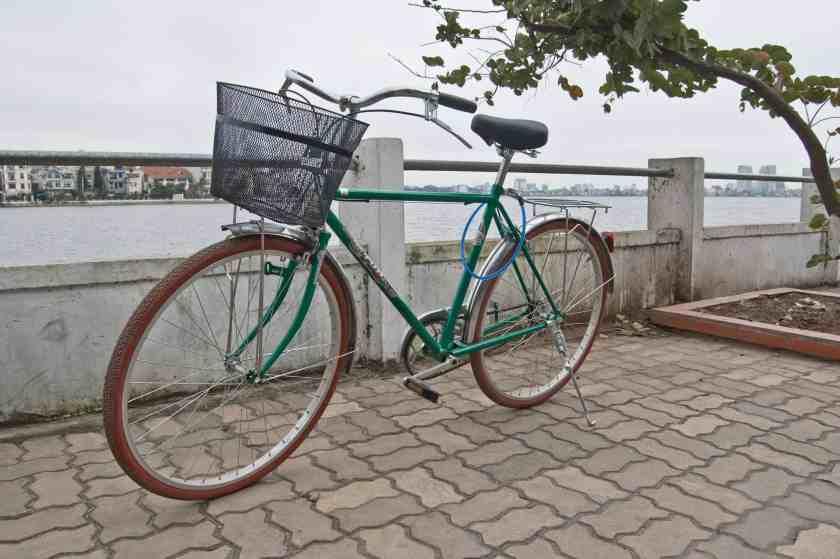"""""""Fashion Bike"""", vietnamesische Produktion. Bild: phs"""