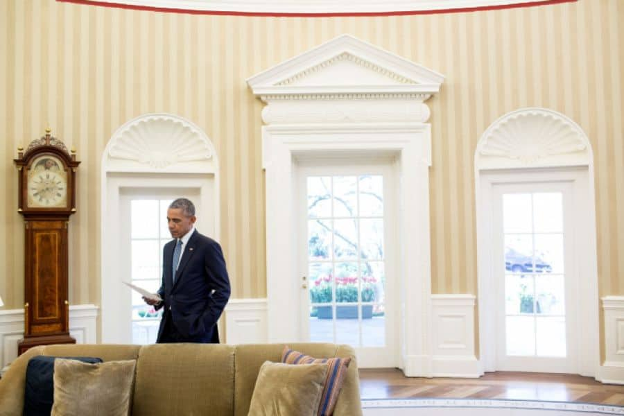 Warum ich nicht von Barack Obama enttäuscht bin